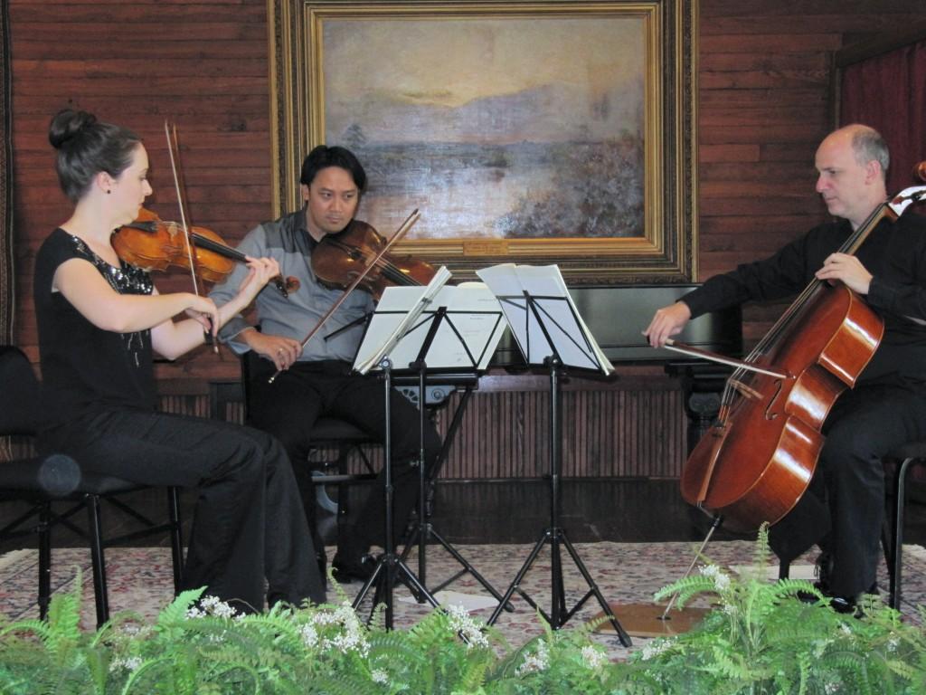 Estero Concert Series string trio 4 12 15