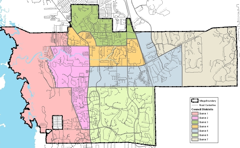 Village Boundaries – Village of Estero, FL