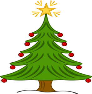 holiday tree fundraiser