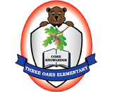 three oaks elementary logo