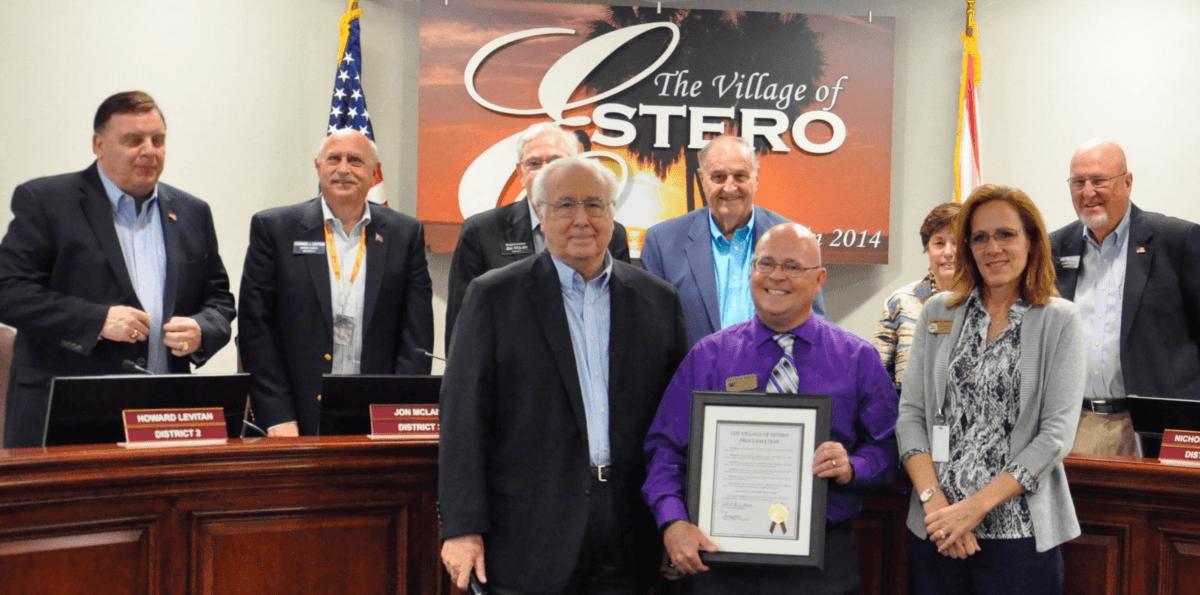 EHS principal recognized