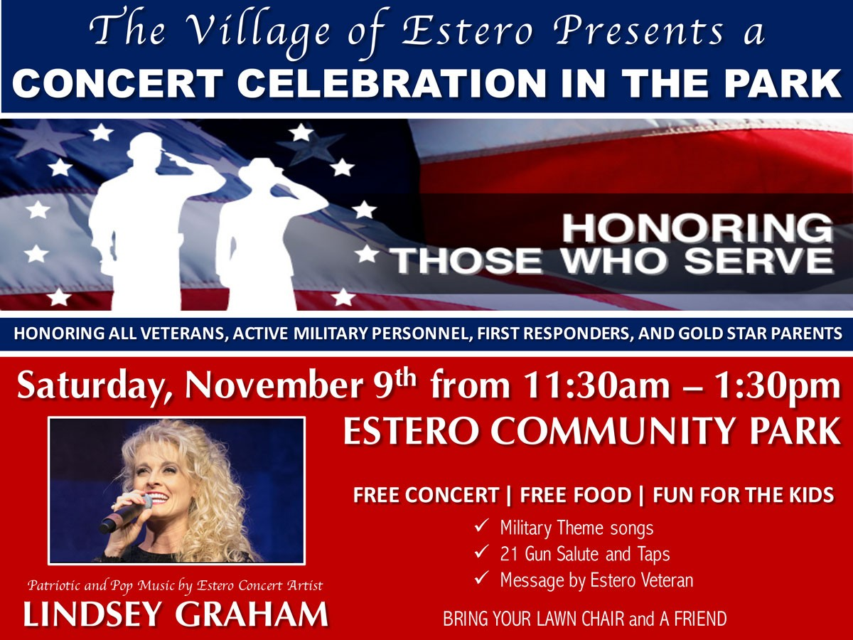 2019 Veterans Day Celebration